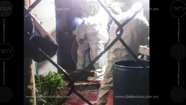 Asesinan a 2 hombres dentro de domicilio en Morelia