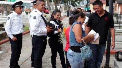 Reporta Policía Morelia saldo blanco en festividades de Noche de Muertos