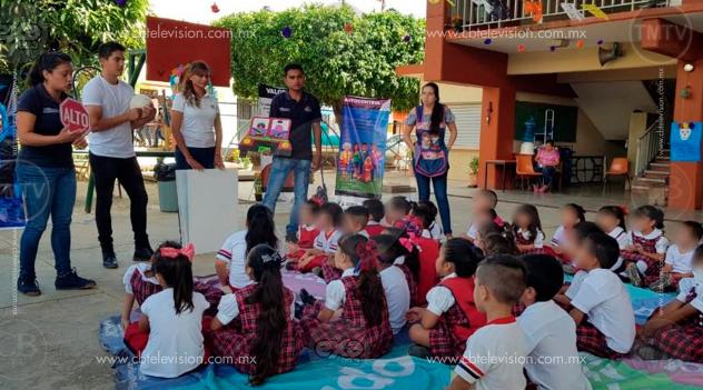 Más de 58 mil beneficiados con jornadas infantiles: SSP