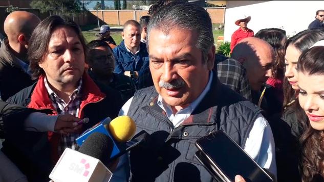 Asegura Raúl Morón, intervenir Ciudad Industrial en 2019
