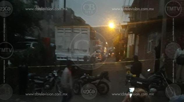 Es muerto a balazos en Uruapan