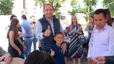 El PAN saldrá fortalecido de esta elección: Marko Cortés