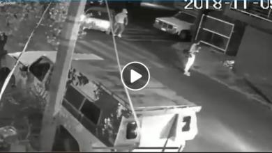 VIDEO: Mujer estuvo a punto de ser secuestrada