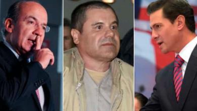 Cártel de Sinaloa pagó millones en sobornos a Peña y Felipe Calderón: Abogado