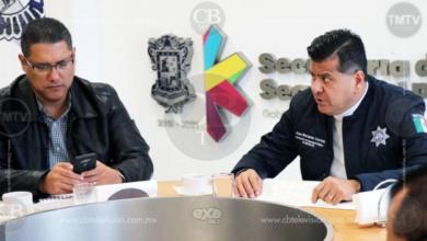 Trabaja SSP y Cocotra en favor de los usuarios de taxis en Morelia
