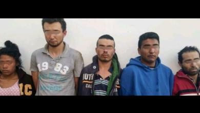 Arresta Policía Michoacán a 5 personas en Zitácuaro; les aseguran droga y balas