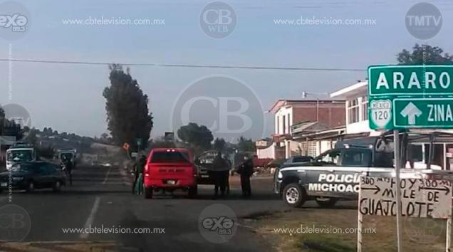 Cercan a la delincuencia en limítrofes con Guanajuato