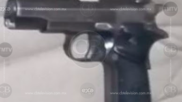Enfrentamiento entre policías y pistoleros deja un detenido