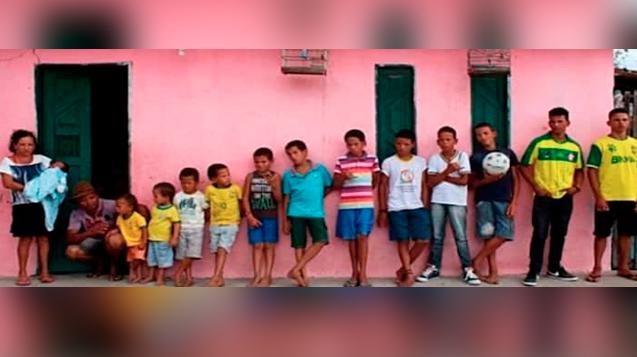 Pareja tiene 13 hijos varones; continuan en busca de la niña