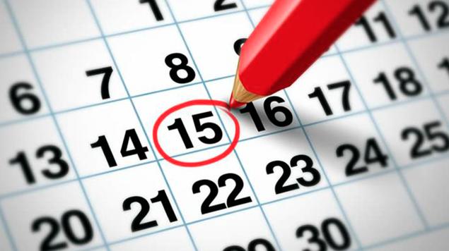 Estos son los días festivos y vacaciones para 2019