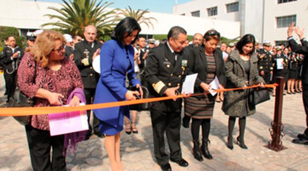 """Semar conmemora el """"Día Internacional de la eliminación de la violencia contra la mujer"""""""