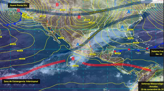 El pronóstico del clima para este jueves en Michoacán