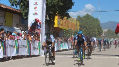 Finaliza segunda etapa de la Vuelta Ciclista