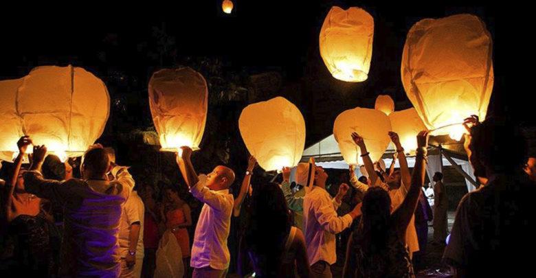 Cuitzeo pueblo mágico realizará lanzamiento de globos de cantoya a la orilla del lago
