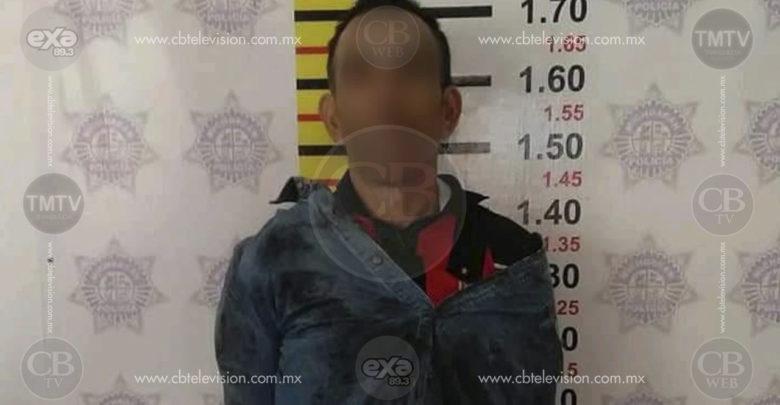Detienen a sujeto que intentó arrebatarle un niño a su madre en Los Reyes