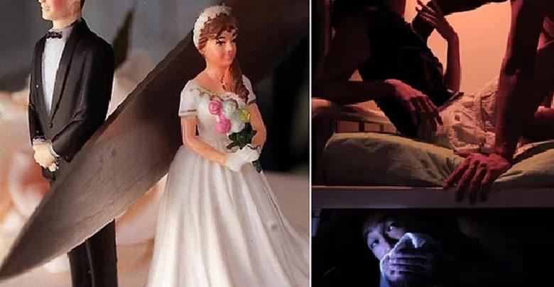 El día de su boda, novia se venga de su prometido en el altar tras descubrir infidelidad