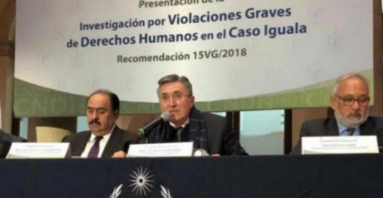 En el basurero de Cocula se incineraron al menos 19 cuerpos; podrían ser de normalistas de Ayotzinapa
