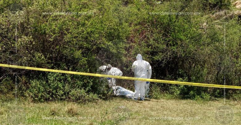 Encuentran muerto por impacto de bala a hombre en paraje de Álvaro Obregón