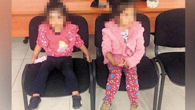 """""""Espérenme aquí"""": Madre abandona a sus hijas de dos y tres años en Puebla"""