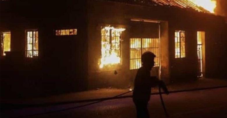 Héroe: Niño de 10 años rescata de un incendio a otros cuatro menores