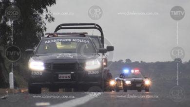 Hacen operativo en autopista siglo XXI: uno de los lugares favoritos para los criminales