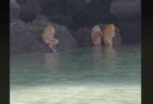 Hombre capta seres que realizan ritual en playas de Tailandia y se viralizan
