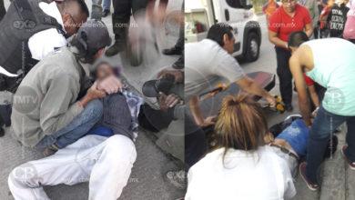 Hombre queda herido al ser atacado a balazos en colonia de Morelia