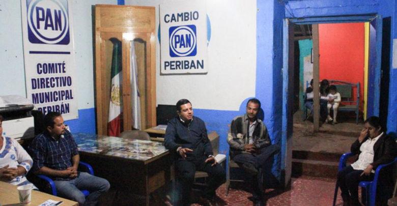 Humildad, generosidad y respeto, factores para lograr la unidad del PAN: Óscar Escobar