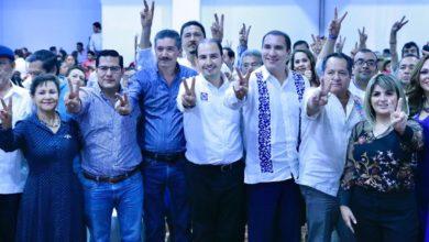 Seremos una fuerza de oposición para defender a México: Marko Cortés
