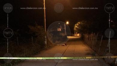 Joven campesino es asesinado a balazos en Aquiles Serdán