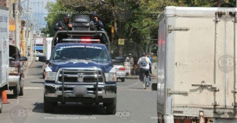 Ladrones les roban 100 mp que acababan de retirar a dos cuentahabientes en Morelia