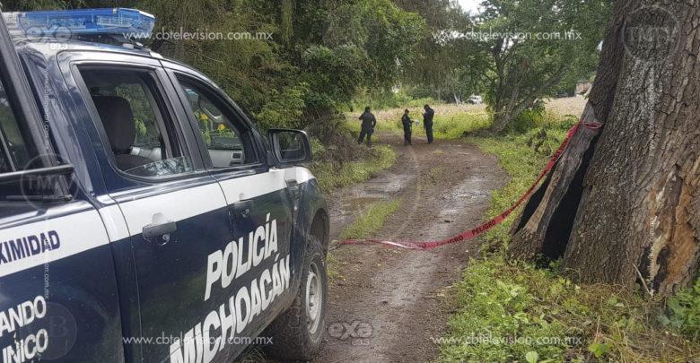 Lo raptaron en una fiesta, fue encontrado muerto junto a canal de riego en Zamora