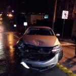 Ocurren dos accidentes viales en la entrada al Ramal Camelinas en menos de 10 horas