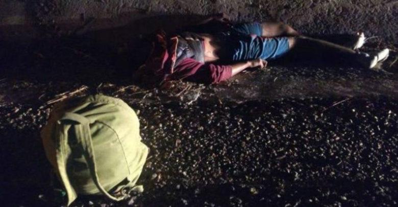 Menor de edad migrante muere arrollado en carretera Mexicali-Tijuana