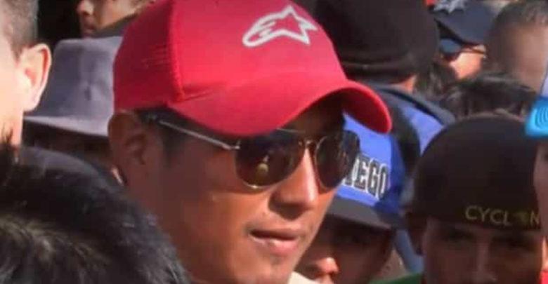 "Migrante centroamericanos afirma tener ""apoyo"" de Rusia"