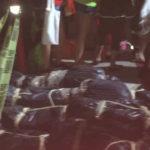 Narco decoración en casa por halloween causa indignación en Sinaloa