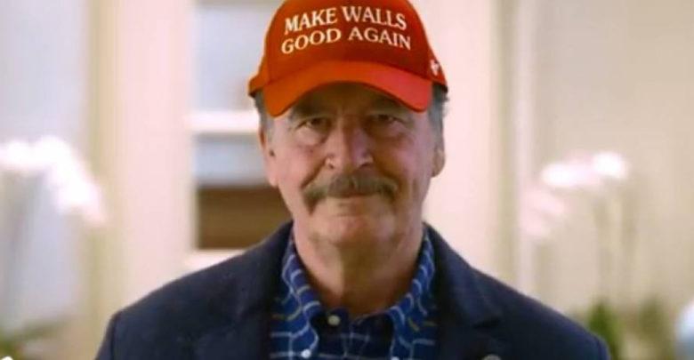 Ofrece Fox a Trump ayudar a pagar por 'muros' en México y EU