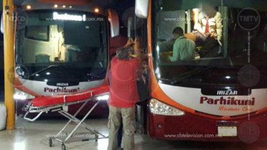Pasajero de autobús es drogado para robarle sus pertenencias en Michoacán