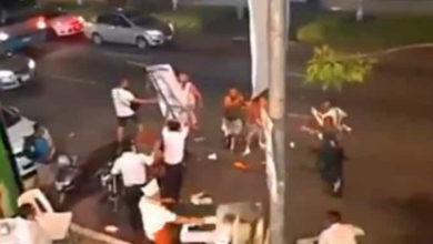 Pelea entre taqueros de Acapulco y chilangos se vuelve viral