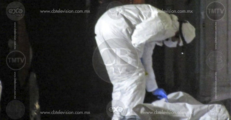 Por pleito callejero en La Basilia, Uruapan; hay un joven muerto