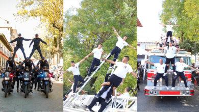 Registró 13 mil 500 participantes Desfile de la Revolución Mexicana en Uruapan