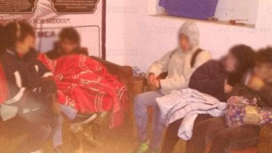 Rescatan a tres jóvenes que se encontraban extraviados en el Nevado de Toluca