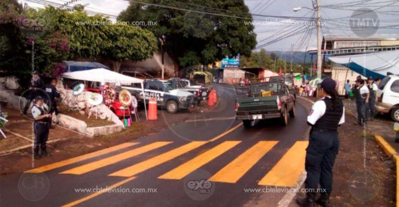 Saldo blanco de accidentes carreteros en Noche de Muertos