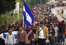 Se avecina nueva caravana de Migrantes de Brasil, Ecuador y Venezuela