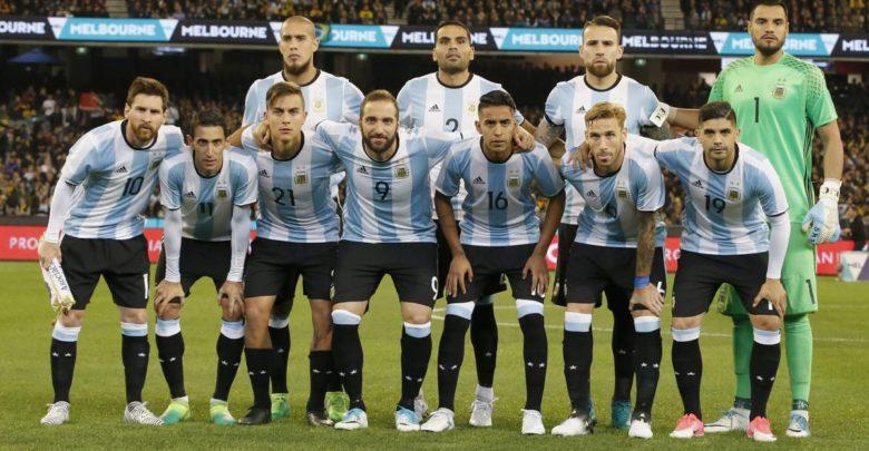 Sin Messi, Argentina dio a conococer sus convocados para enfrentar al Tri