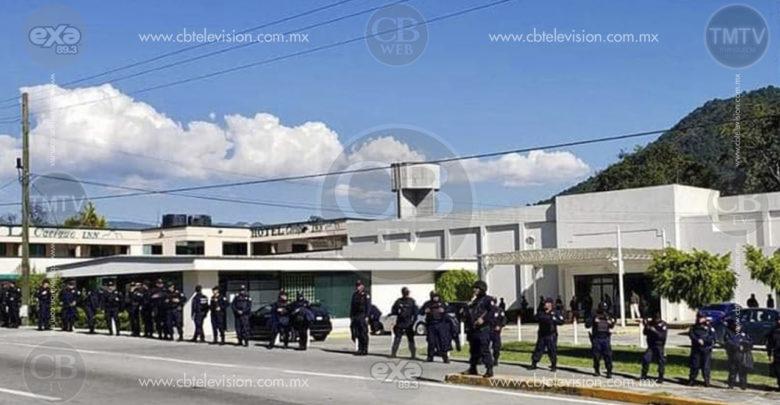 Separan del cargo a Víctor Hernández como jefe de Tenencia de Francisco Serrato y lo vinculan a proceso