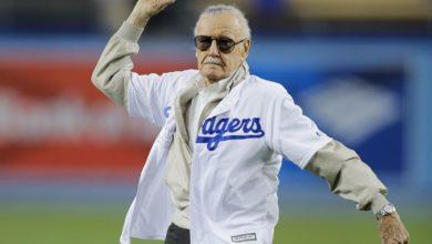 Stan Lee estuvo presente en el deporte