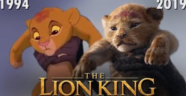 Tráiler de El Rey León, segundo con más reproducciones en la historia