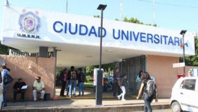 Sindicato de Profesores de la Universidad Michoacanase va a paro, tomará la UMSNH