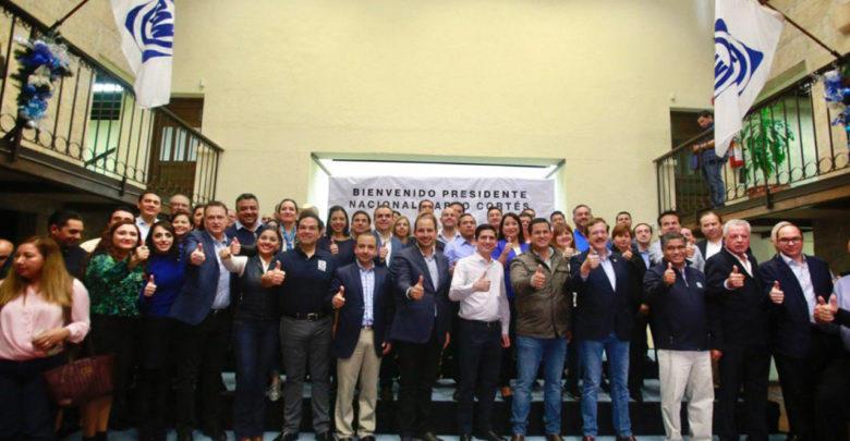 Vamos a defender el federalismo: Marko Cortés
